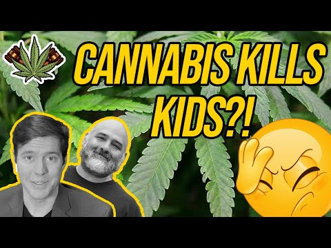 Marijuana Kills Kids Apparently, and a Tennessee Lawmaker Wants to PERMANENTLY Block Legalization 1