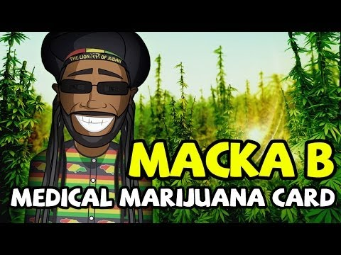 (OFFICIAL) Macka B - Medical Marijuana Card 1