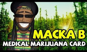 (OFFICIAL) Macka B - Medical Marijuana Card 2