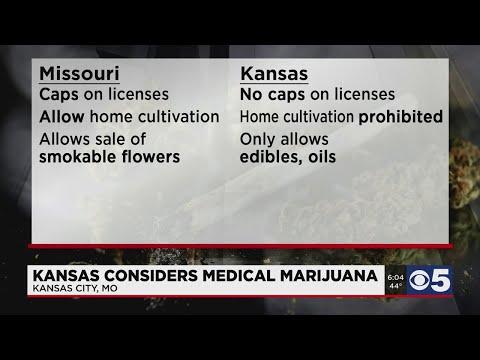 How Kansas's medical marijuana bill differs from Missouri's current program 1