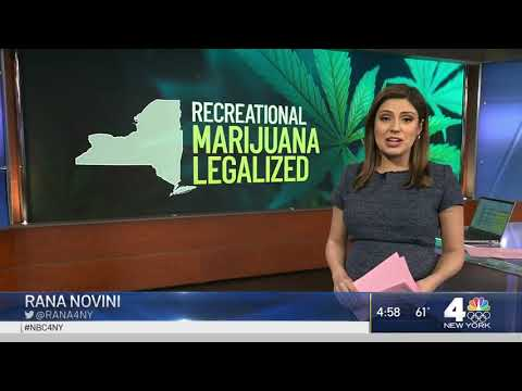 Recreational Marijuana Legalized in New Jersey 1