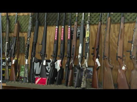 Guns or marijuana? You'll need to pick one 1