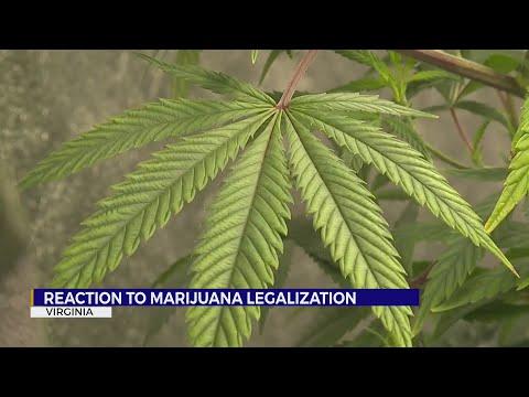 Southwest Virginia residents react to state's marijuana legalization 1