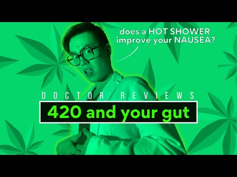 GI DOCTOR reviews: Does marijuana help or hurt your gut? 1