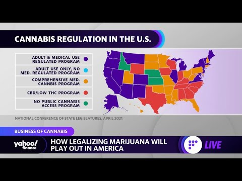 How legalizing marijuana will play out in America 1