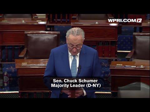 VIDEO NOW: Senate majority leader on rethinking marijuana laws 1