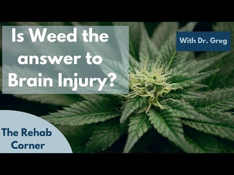 Brain Injury, Post Concussion Syndrome, and Marijuana: Neuro-inflammation and the Gut/Brain Axis 1