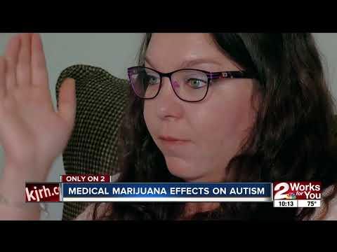Medical marijuana effects on Autism 1