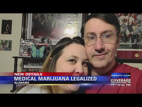 Medical marijuana legalized in Alabama 1