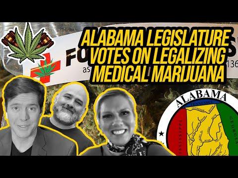 Alabama Legislature Votes on Legalizing Medical Marijuana 1