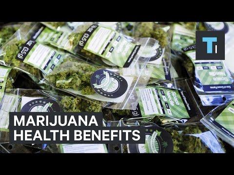 Marijuana Health Benefits 1