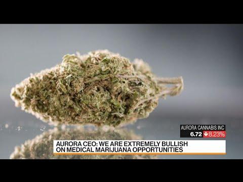 Covid Hurt Marijuana Sales for Aurora, CEO Says 1