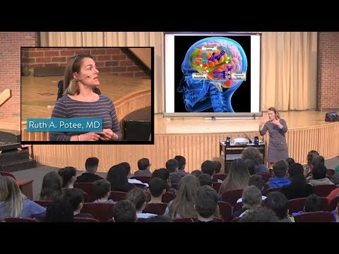 Vaping, Marijuana, and the Effects on the Adolescent Brain with Dr. Ruth Potee 1