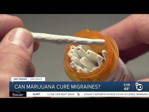 UC San Diego study looks at marijuana use against migraines 1