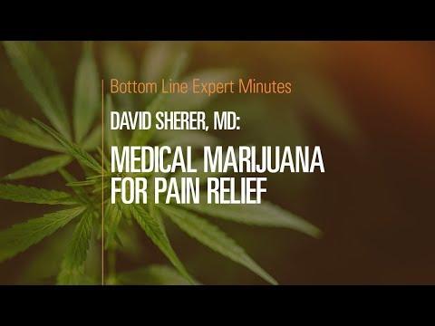 Medical Marijuana for Pain Relief 1