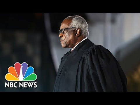 Justice Clarence Thomas Questions Federal Policy On Marijuana 1