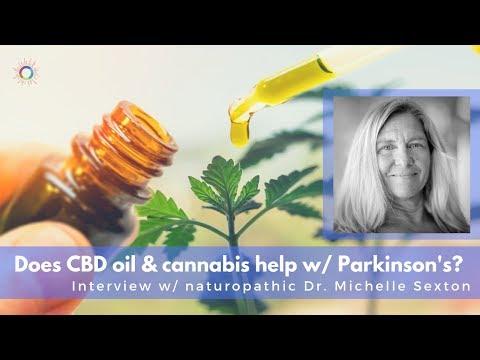 CBD Oil and Medical Marijuana for Parkinson's Disease 1