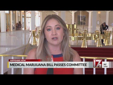 Medical marijuana bill passes NC Senate committee 1
