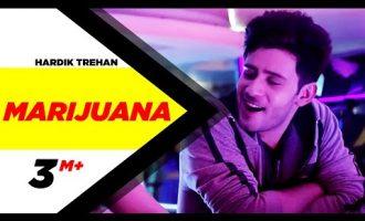 Marijuana (Full Video) | Hardik Trehan | Latest Punjabi Song 2016 |Speed Records 9