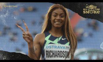 Emmanuel Acho Explains His Controversial Sha'Carri Richardson-Marijuana Comments   Ep Drops Thursday 9