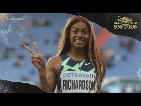 Emmanuel Acho Explains His Controversial Sha'Carri Richardson-Marijuana Comments   Ep Drops Thursday 1