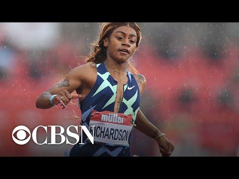 Sha'Carri Richardson's marijuana suspension ahead of Olympics sparks debate 1