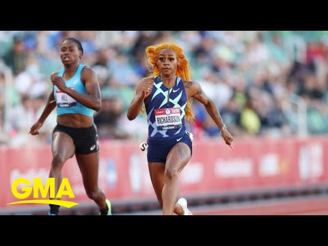 US track and field star apologizes after testing positive for marijuana 1