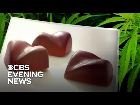 Overdoses from marijuana edibles rise in children 1