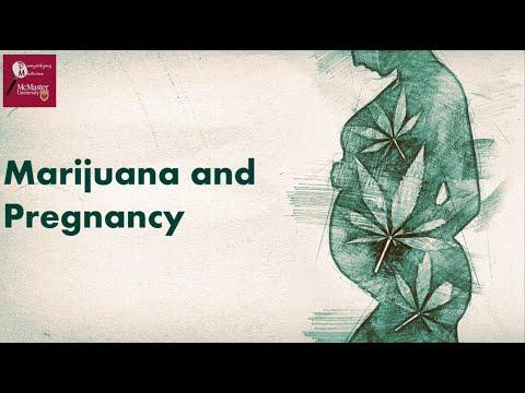 Marijuana use during pregnancy: Is it safe? 1