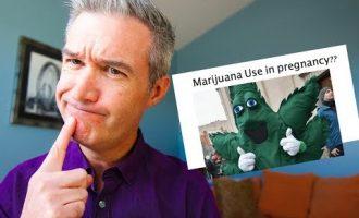 Marijuana use during pregnancy 10