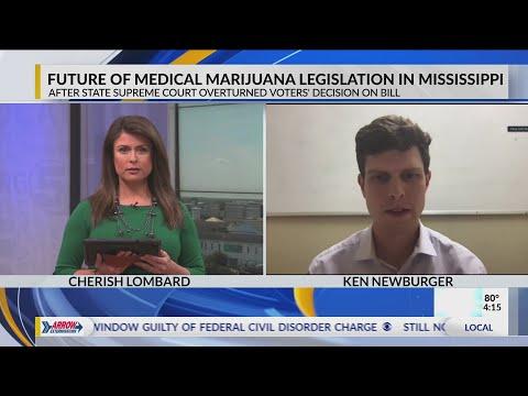 The future of medical marijuana legislation in Mississippi 1