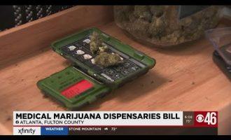 Medical marijuana dispensaries could be expanding in Georgia 10